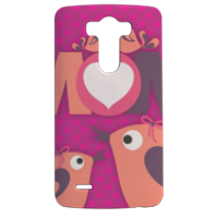 Mamma I Love You - Cover LG G3 stampa 3d