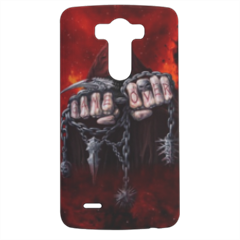Game Over Cover LG G3 stampa 3d
