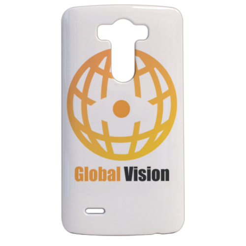 Global vision Cover LG G3 stampa 3d