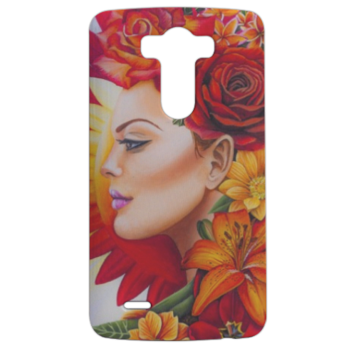Anthea Cover LG G3 stampa 3d