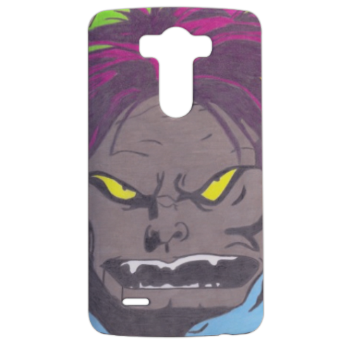 MAN BULL Cover LG G3 stampa 3d