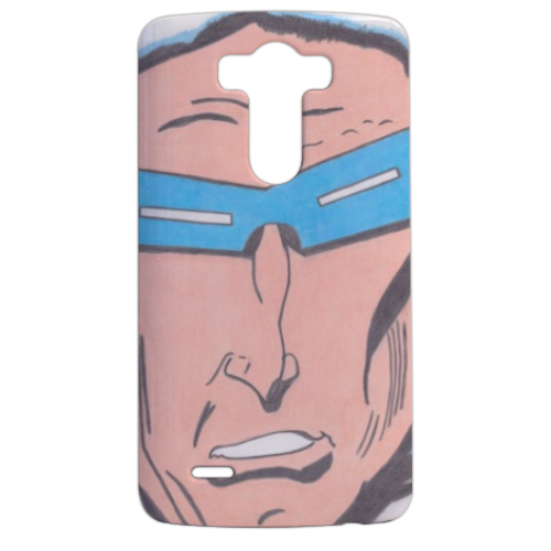 CAPITAN GELO Cover LG G3 stampa 3d