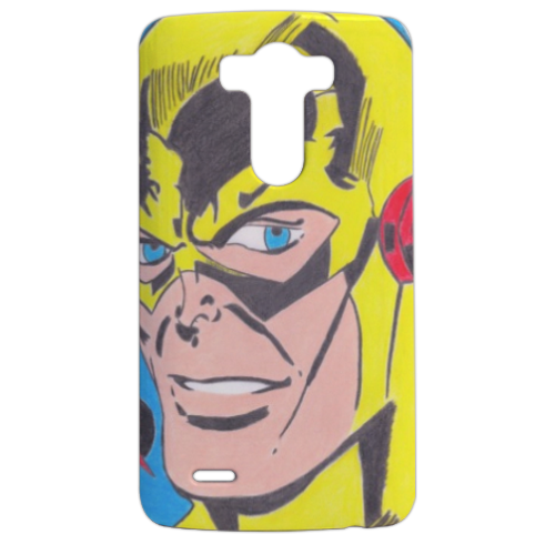 PROFESSOR ZOOM Cover LG G3 stampa 3d