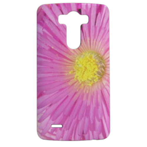 Fuchsia Cover LG G3 stampa 3d