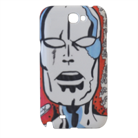 SILVER SURFER 2012 Cover samsung galaxy note2 3d