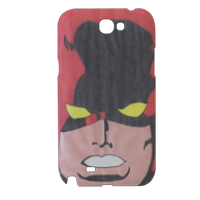 DEVIL 2013 - Cover samsung galaxy note2 3d