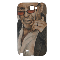 Italian legend Cover samsung galaxy note2 3d