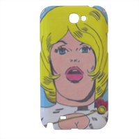 POWER GIRL Cover samsung galaxy note2 3d