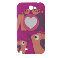 Mamma I Love You - Cover samsung galaxy note2 3d