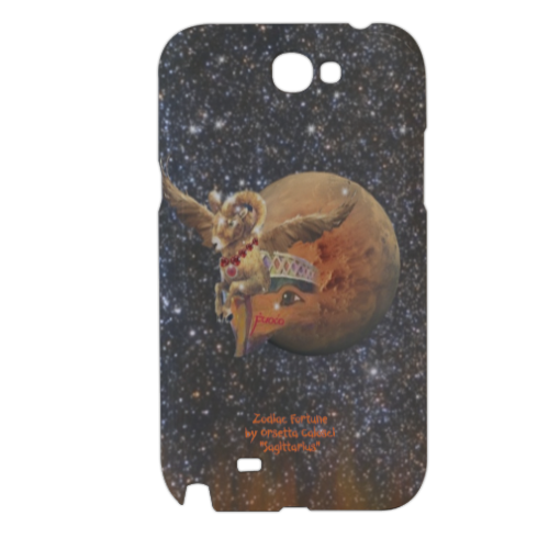 Zodiac Fortune Ari Cover samsung galaxy note2 3d
