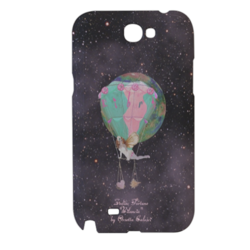 Zodiac Fortune Lib Cover samsung galaxy note2 3d