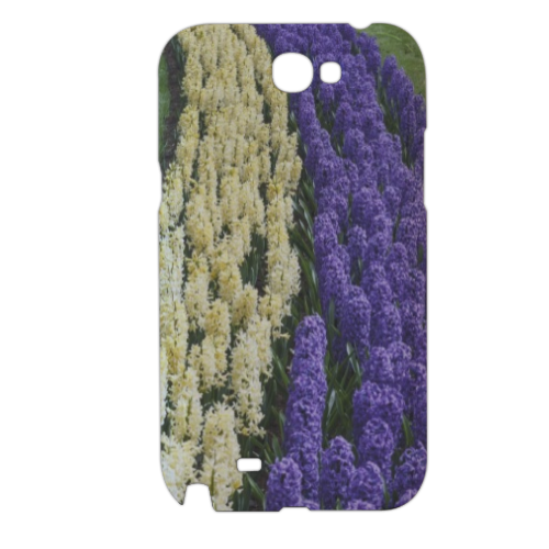 Fiori Cover samsung galaxy note2 3d