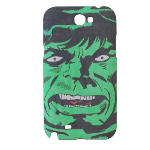HULK 2013 Cover samsung galaxy note2 3d