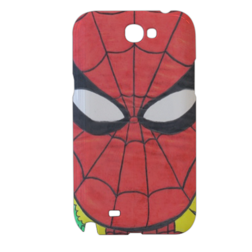 UOMO RAGNO Cover samsung galaxy note2 3d