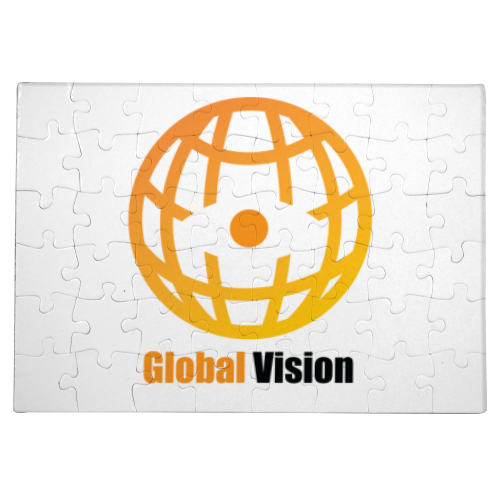 Global vision Foto su Puzzle A3-A4
