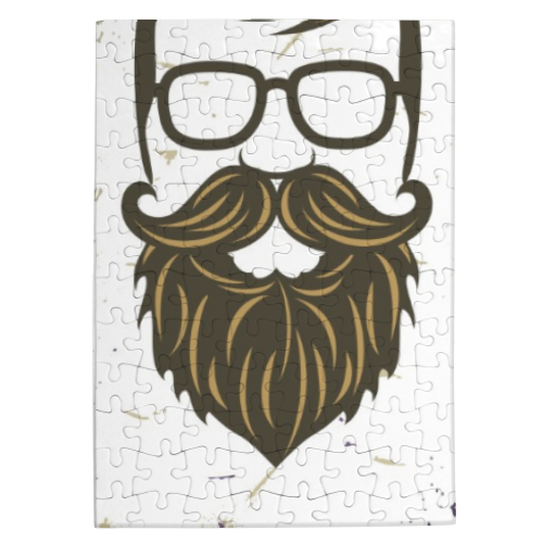 puzzle hipster