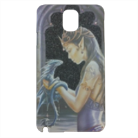 Dragon woman Cover samsung galaxy note3 3d