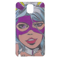 WHITE RABBIT 2016 Cover samsung galaxy note3 3d