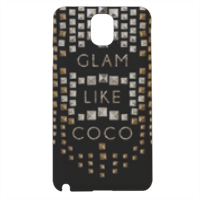Glam Like Coco Cover samsung galaxy note3 3d