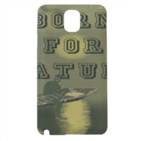 Born for Nature Cover samsung galaxy note3 3d