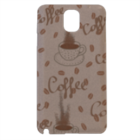 coffee Cover samsung galaxy note3 3d