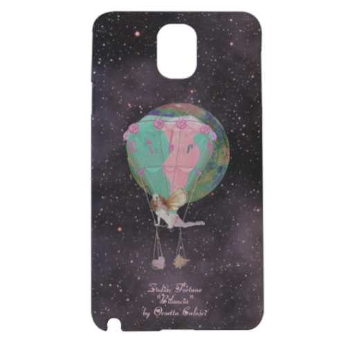 Zodiac Fortune Lib Cover samsung galaxy note3 3d