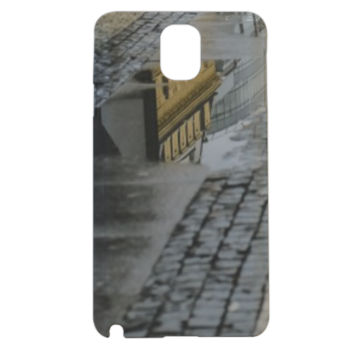 Riflessi urbani Cover samsung galaxy note3 3d