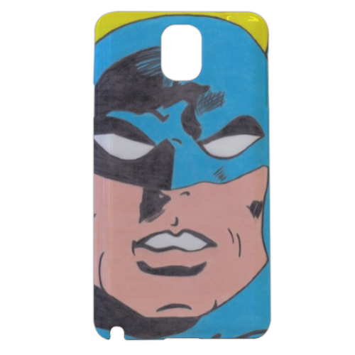 BATMAN 2014 Cover samsung galaxy note3 3d
