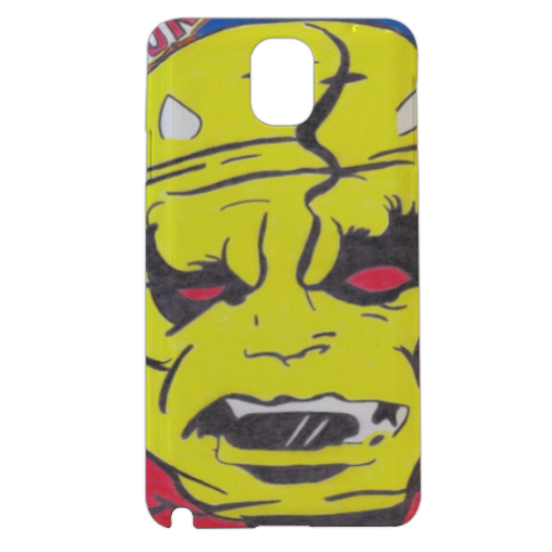 DEMON 2015 Cover samsung galaxy note3 3d