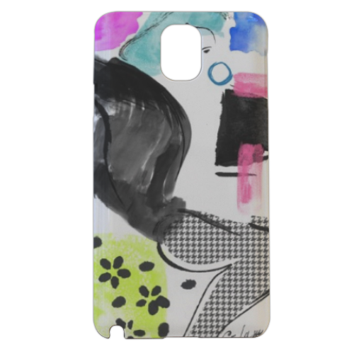 Glamour Cover samsung galaxy note3 3d