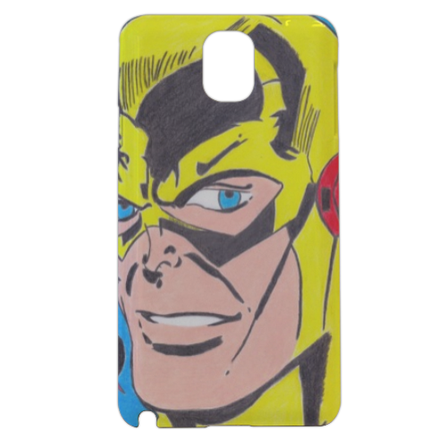 PROFESSOR ZOOM Cover samsung galaxy note3 3d