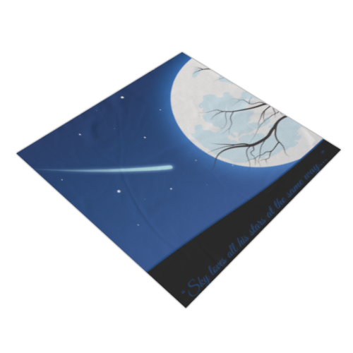 A magic night Bandana
