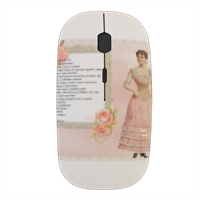 LA BELLEZZA Mouse stampa 3D wireless