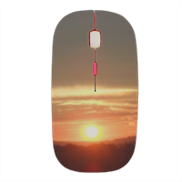 Tramonto in Toscana Mouse stampa 3D wireless