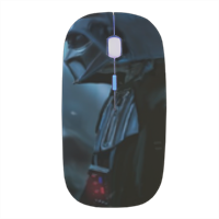 Darth Mouse stampa 3D wireless