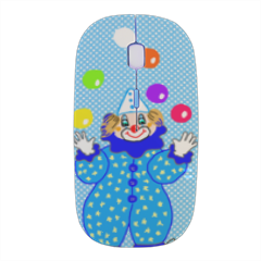 clown Mouse stampa 3D wireless