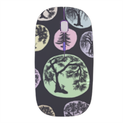 alberelli Mouse stampa 3D wireless