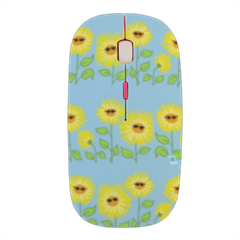 girasoli Mouse stampa 3D wireless