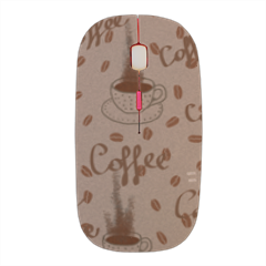 coffee Mouse stampa 3D wireless