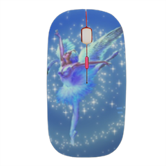 Ballerina Mouse stampa 3D wireless