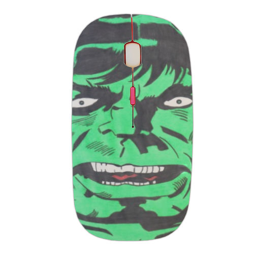 HULK 2013 Mouse stampa 3D wireless
