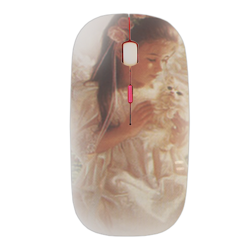 ANGELO BAMBINA Mouse stampa 3D wireless
