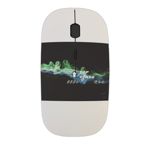 Top class 2 Mouse stampa 3D wireless