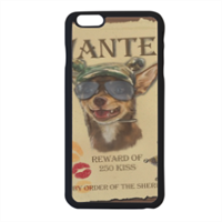 Wanted Rambo Dog Cover iPhone 6 plus