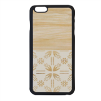 Bamboo and Japan Cover iPhone 6 plus