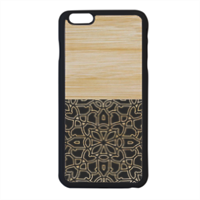 Bamboo Gothic Cover iPhone 6 plus