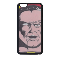 BLACK ADAM Cover iPhone 6 plus