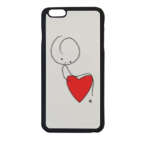 SIT ON THE HEART Cover iPhone 6 plus