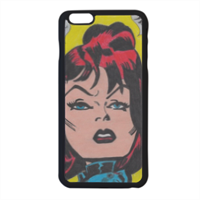 BLACK WIDOW Cover iPhone 6 plus