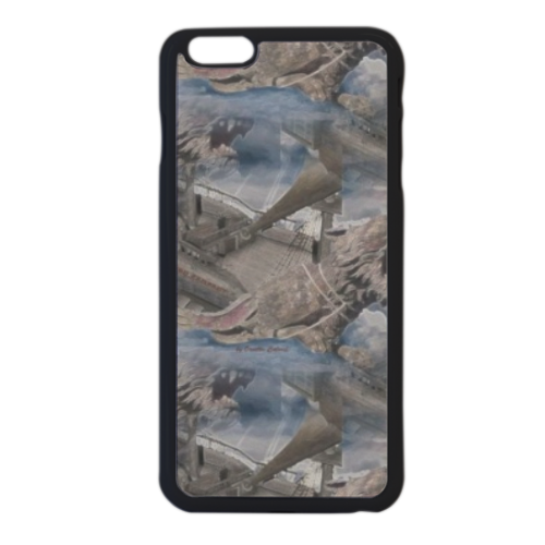 Lyon Rampant Cover Cover iPhone 6 plus